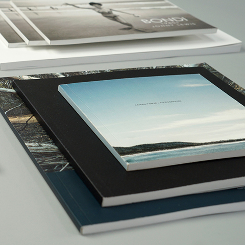 Softcover Perfect Bound Photo Books